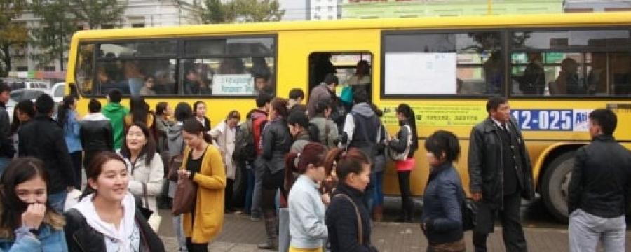 Автобусны холбоо энэ удаа арай их даварлаа