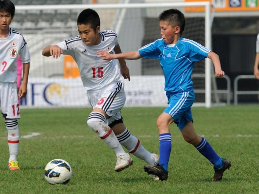 """""""Монгол туургатан 2050""""-д 5 улсын өсвөрийн хөлбөмбөгчид оролцоно"""
