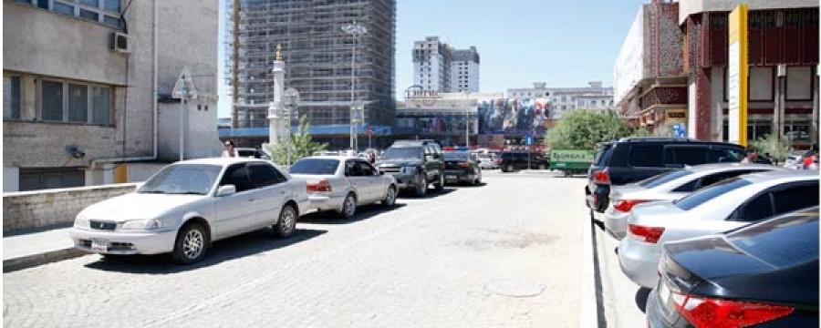 Анкарагийн гудамжийг Лааганы гудамжтай холбосон байгалийн чулуун зам ашиглалтад орлоо