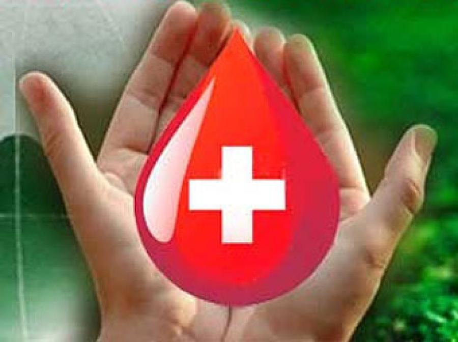 Өнөөдөр цусны донорын өдөр