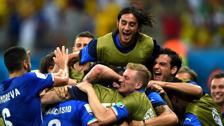 Англичуудын том тэмцээнд Италийг бардаггүй хар цуврал үргэлжиллээ