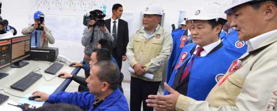 Дулааны III станцын 50 МВт-ын өргөтгөл ашиглалтад орлоо