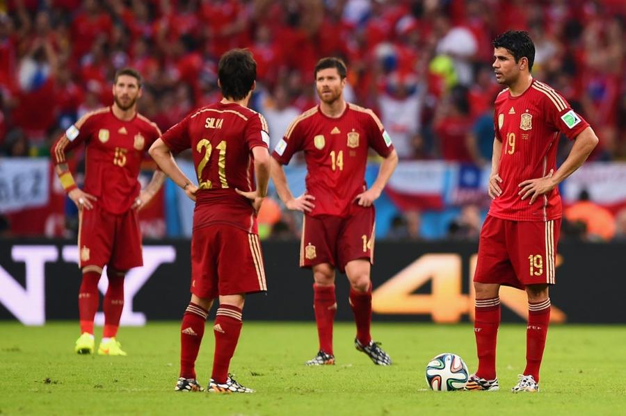 Австрали, Испанийн шигшээ багууд ДАШТ-нийг хамгийн түрүүнд орхилоо