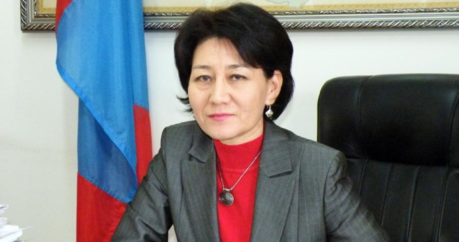 С.Оюун сайд НҮБ-ын байгаль орчны ассамблейн даргад нэр дэвшжээ