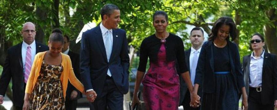 Б.Обама охиддоо хамгийн бага цалингаар амьдрахыг заадаг