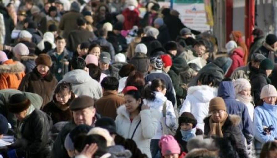 Хүн амын 67.2 хувийг хөдөлмөрийн насныхан эзэлдэг