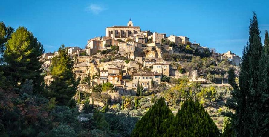 Францын хамгийн анхилуун бүс нутаг Provence-Alpes-Co'te d'Azur