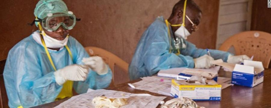 Эбола вирусээр эмнэлгийн 120 ажилтан амиа алдлаа