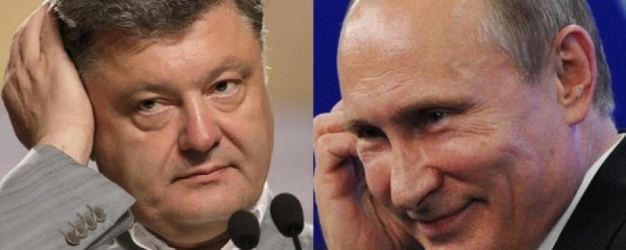 В.Путин, П.Порошенко нар Украинд цус урсгахыг зогсоохоор зөвшилцлөө