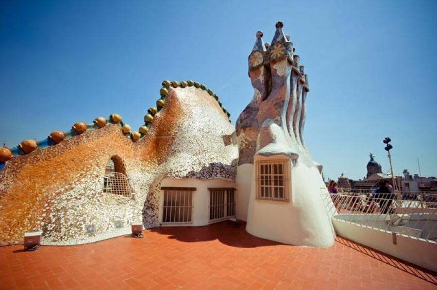 Антонио Гаудийн хамгийн алдартай бүтээлүүд