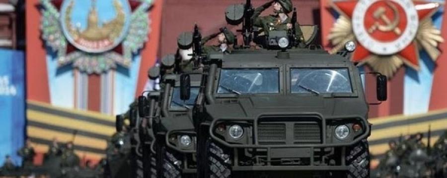 НАТО-г айлгаж буй Oросын зэвсэглэл