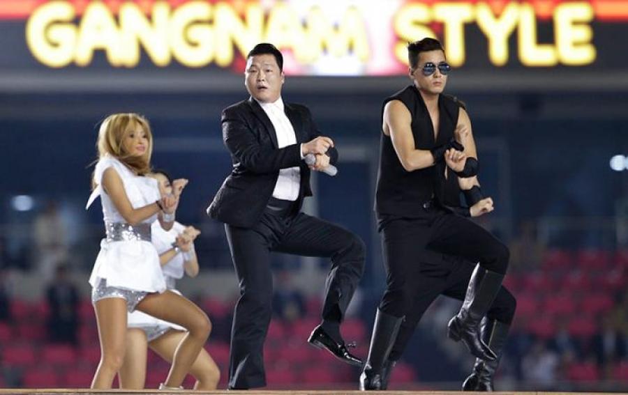 K-Pop одод Азийн наадмыг нээв