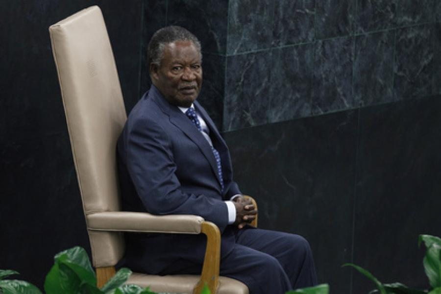 Замбийн ерөнхийлөгч НҮБ-ын хуралдаанд оролцож чадсангүй