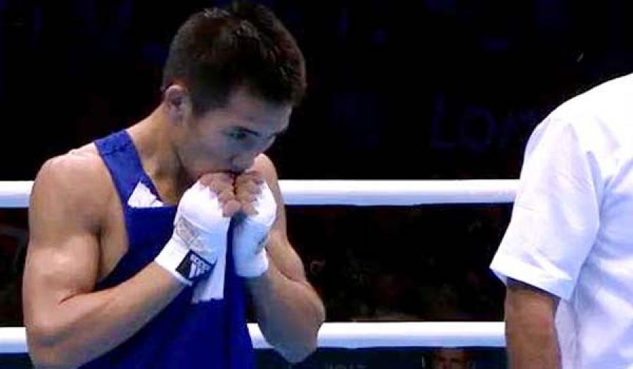 Н.Төгсцогт Туркменистаны боксчинг 3:0-ээр яллаа