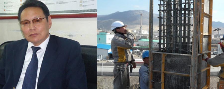 Б.Цэдэнсамба: Яам барилгын компаниудын үйл ажиллагааг нь зогсоох эрх байхгүй