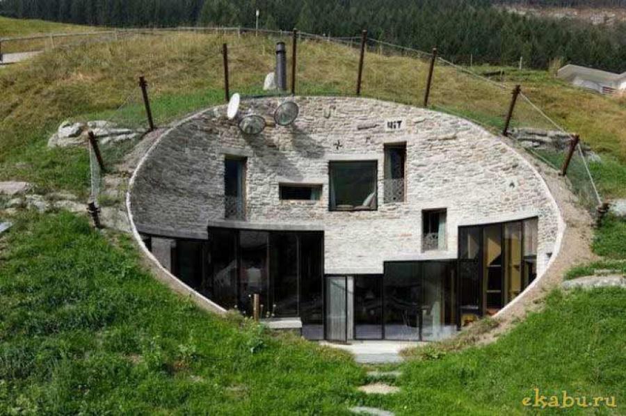 Өвөрмөц шийдэлтэй байшингууд