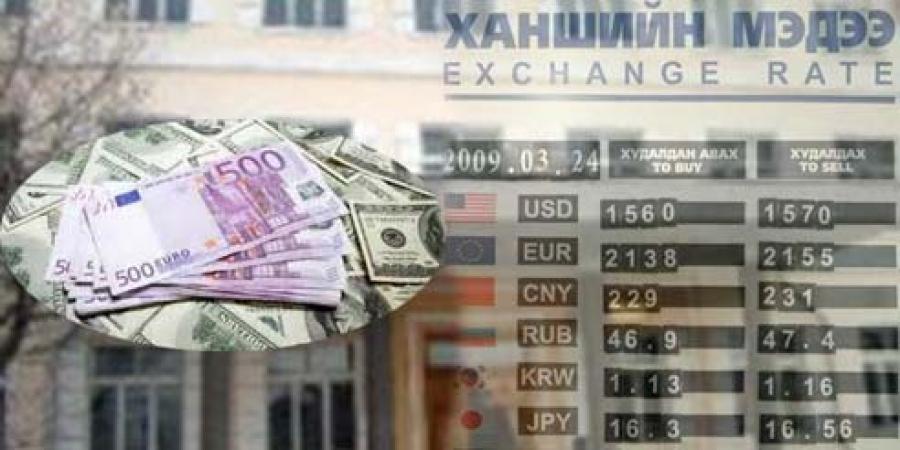 Банк бус санхүүгийн байгууллагууд валют арилжаанд оролцоно