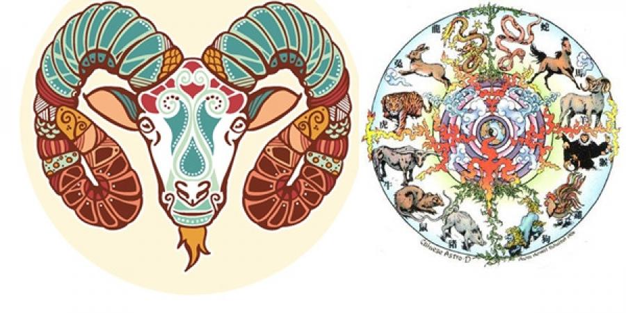 Галзууруулагч хэмээх модон хонь жилийн мөр гаргах зурлага
