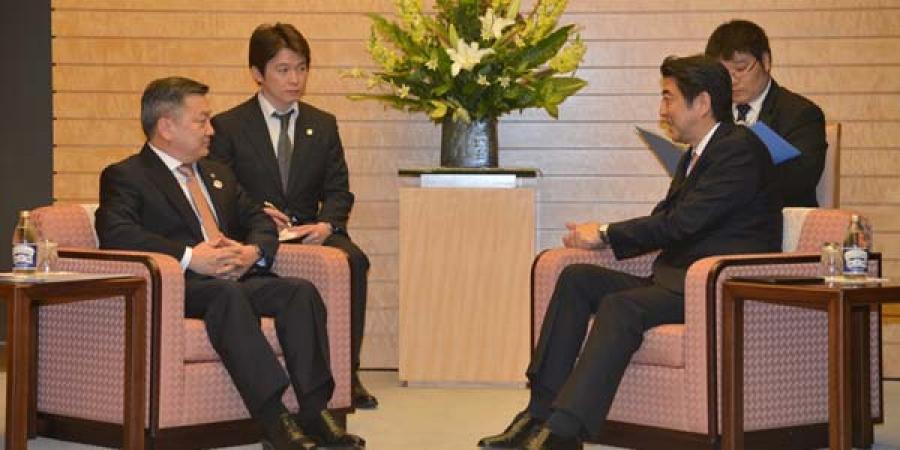 Монгол, Японы харилцаа хөгжлийн оргил үедээ орж байна