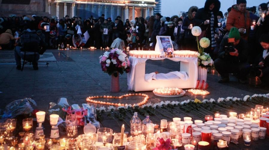 1000 гаруй хүн хүчирхийллийн эсрэг нэгдлээ