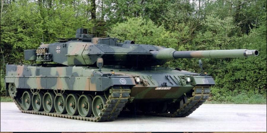 Герман ашиглалтаас хассан танкуудаа зэвсэглэлдээ буцааж авна