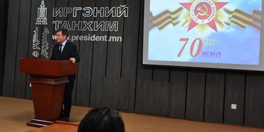 И.К.Азизов: Зөвлөлтийн дайчдын унасан таван морь тутмын нэг нь Монголынх байсан