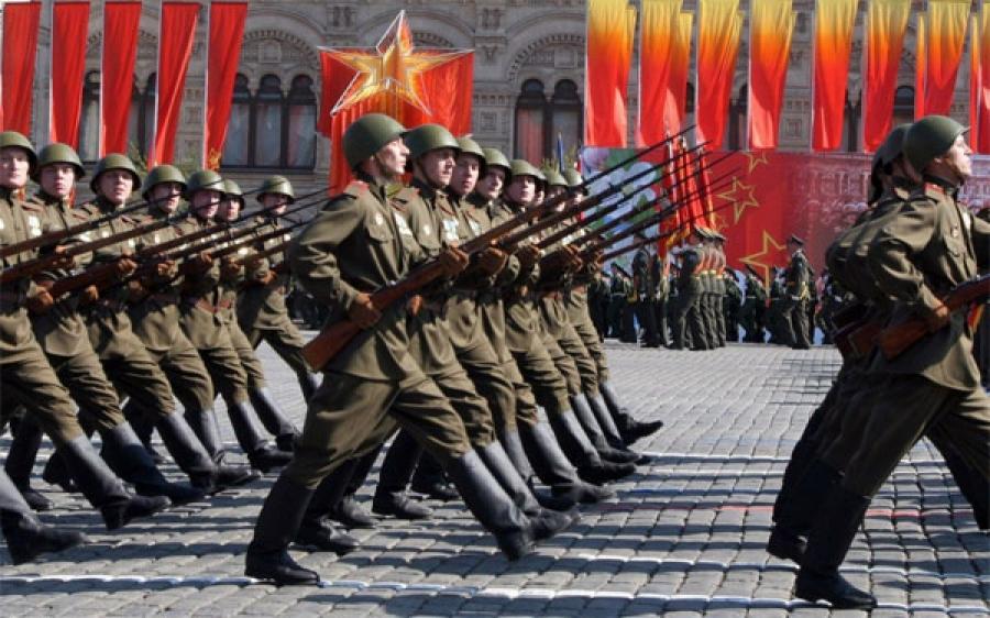 Цэргийн сүрт жагсаал Улаанбаатарын цагаар 16.00 цагт эхэлнэ