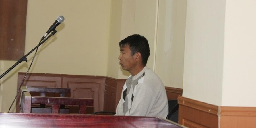 Хүүхэд дайрсан цагдаад 4 жилийн ял оноолоо