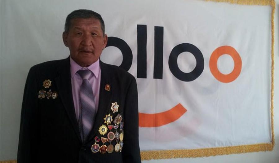Аугаа эх орны ялалтын 1973 оны ойн парадад жагссан Анхны Монгол хүн
