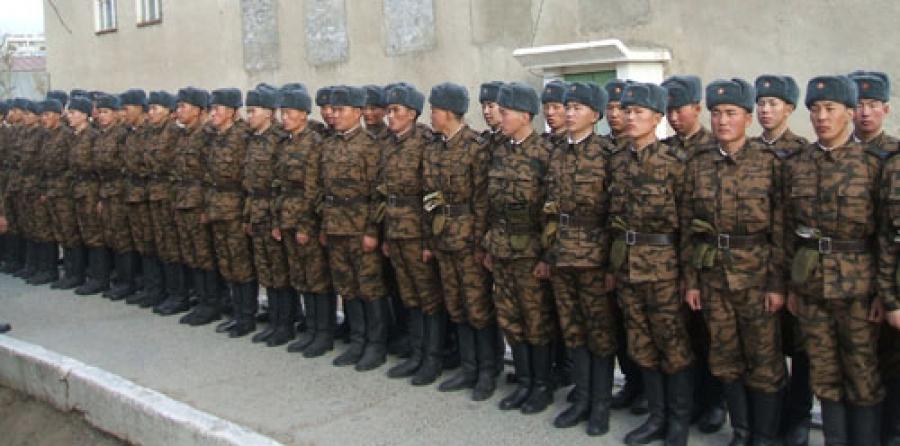 Цэрэг татлага эхэллээ