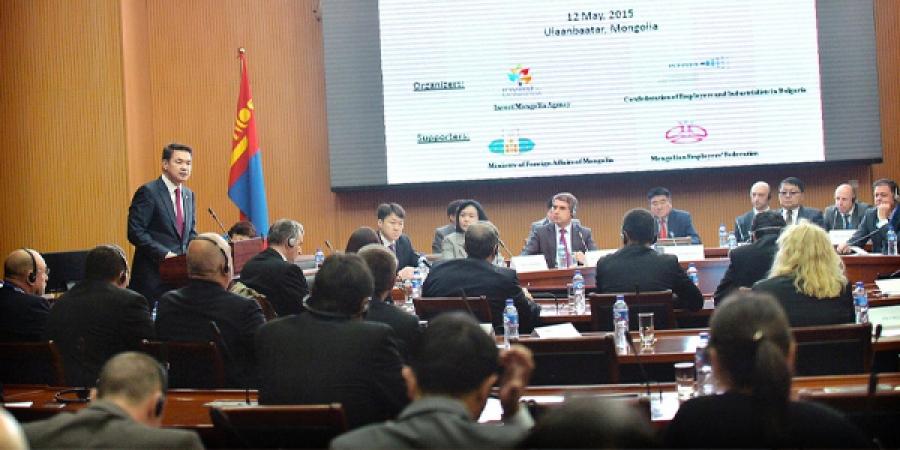 Монгол, Болгарын бизнес эрхлэгчдийг дэмжиж ажиллахаа Ерөнхий сайд илэрхийллээ