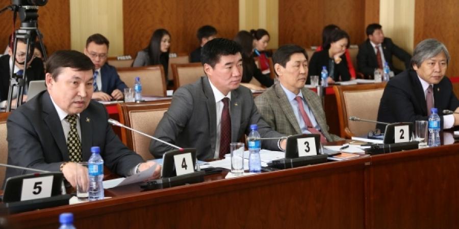 Монгол Улсын хөгжлийн урт хугацааны бодлогын төслийг танилцуулав
