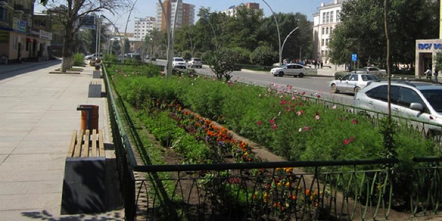 Анкарагийн гудамжийг үйлчилгээ эрхэлж байгаа аж ахуйн нэгжүүд нь тохижуулна