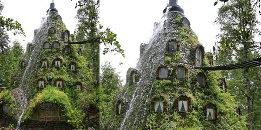 Magic Mountain Lodge зочид буудал Чили