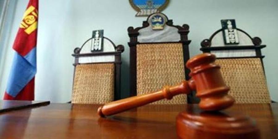 Шударга шүүхийн өмнө Т.Цогт, Г.Маралмаа нар хүчин мөхөстөнө