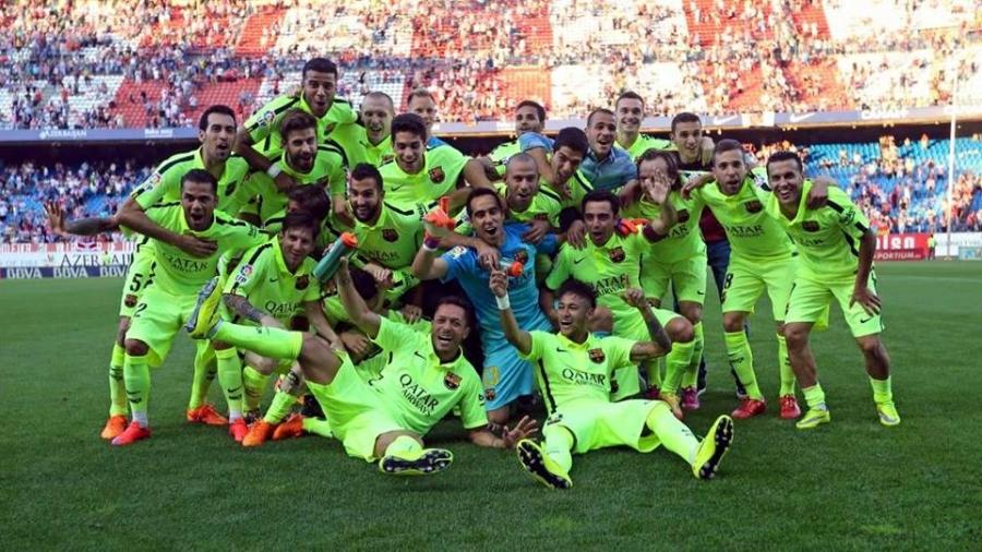 Барселона Ла лигт 23 дахь удаагаа түрүүллээ