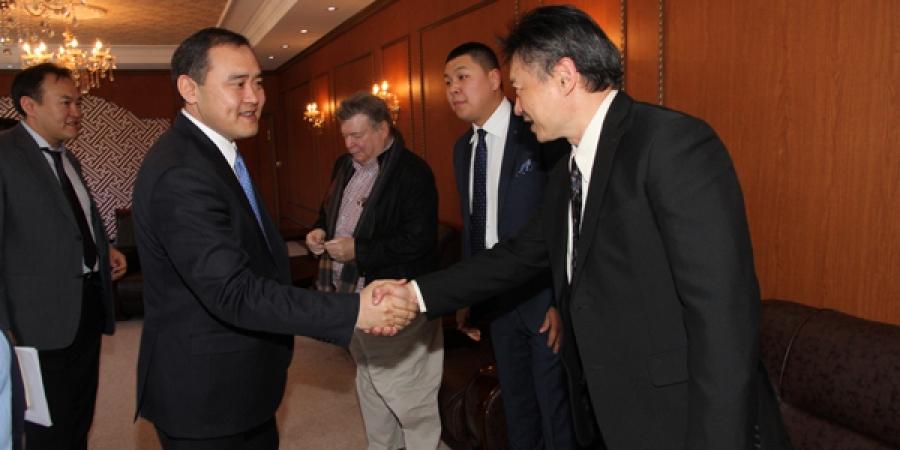 Монголд Холивудын түвшний кино цогцолбор байгуулна