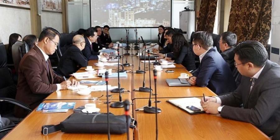 Мьянмарын Холбооны Бүгд Найрамдах Улсын төлөөлөгчдөд сургалт зохион байгууллаа