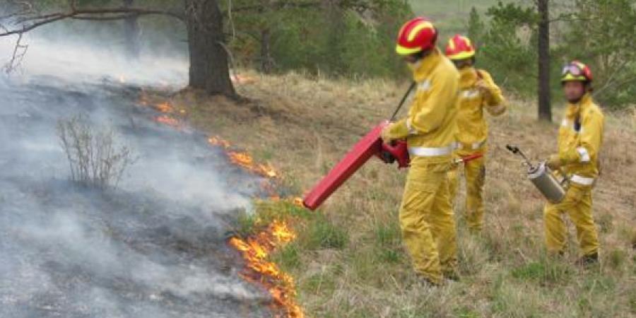 Ой, хээрийн түймрээс урьдчилан сэргийлэх ажлыг эрчимжүүллээ