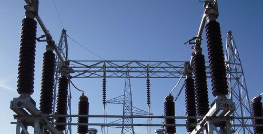 Дэд станцад гал гарснаас цахилгаан тасарчээ