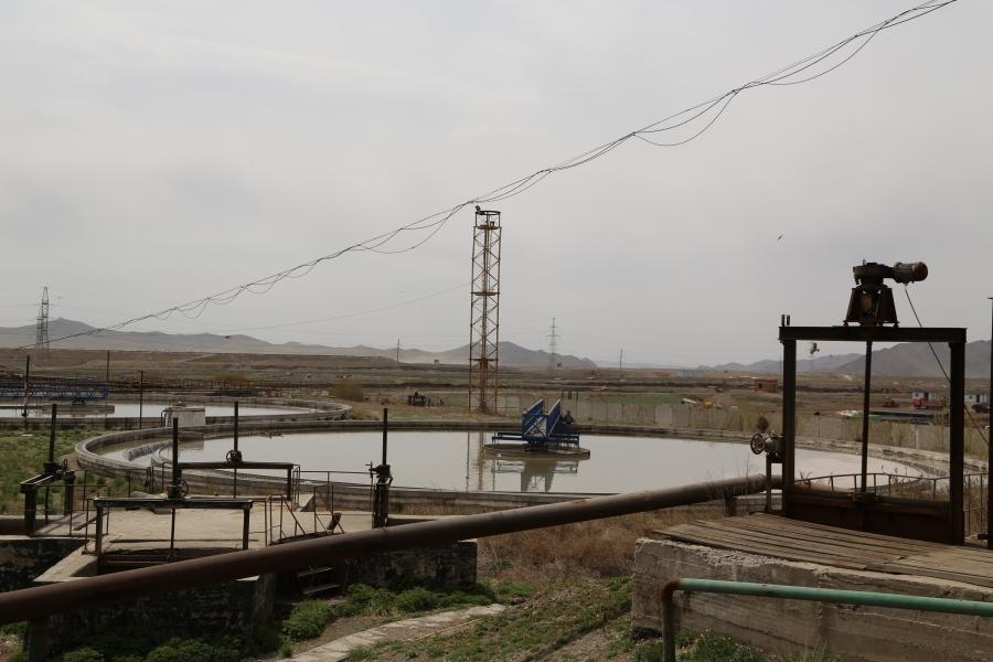 Нийслэлчүүдийн бохир усыг Туул гол руу шууд асгана