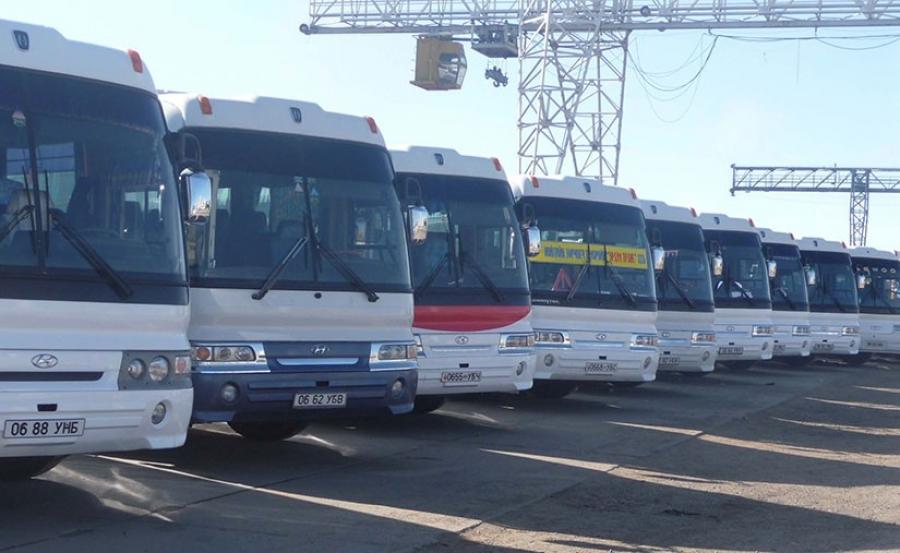 Ж.Энхбат: Наймдугаар сарын 1-нээс хот хооронд нэмэлт автобус гаргана