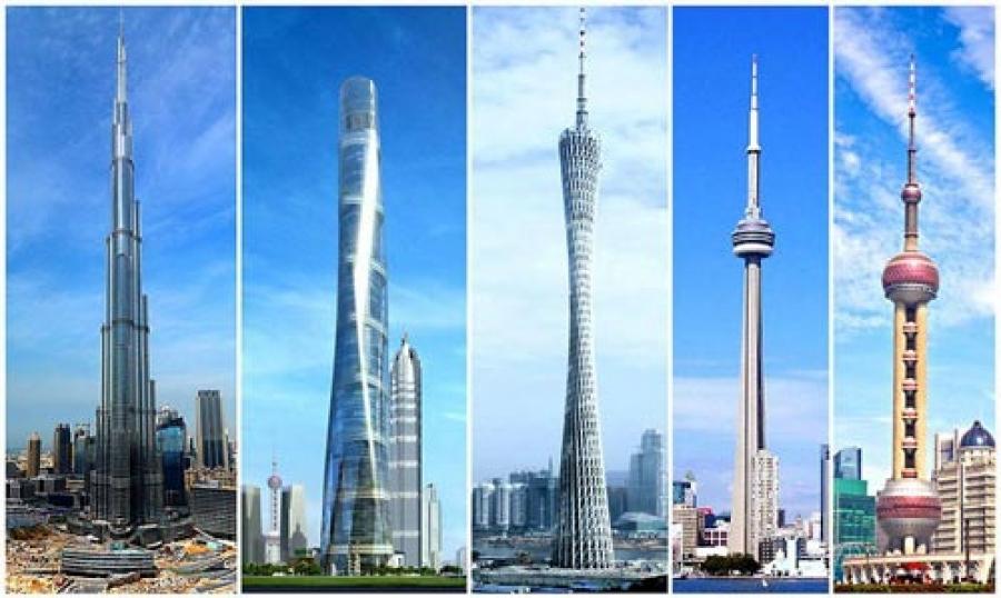 Дэлхийн өндөр барилгууд