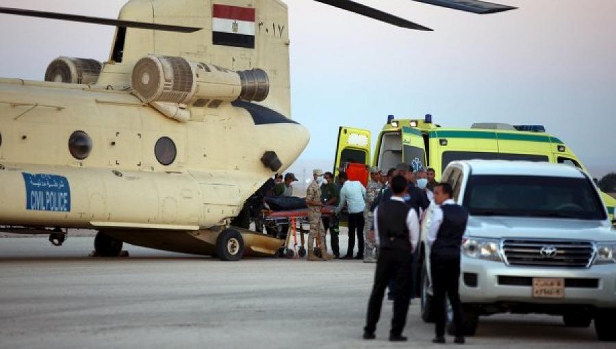ОХУ, Египет онгоцны ослыг хамтарч шалгана