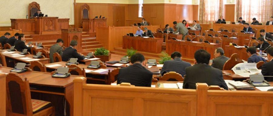 Монгол улс зургаа дахь удаагаа Өршөөлийн хуулийг баталлаа