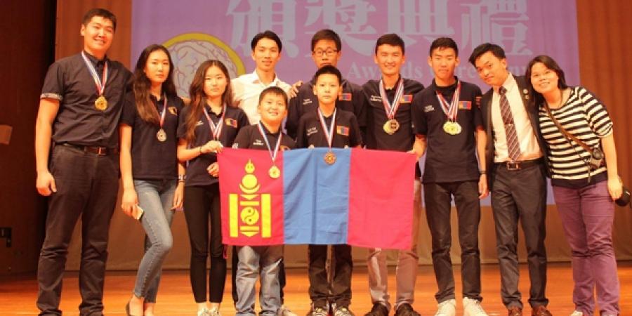 Тайваны ой тогтоолтын тэмцээнд Монголын баг тэргүүллээ