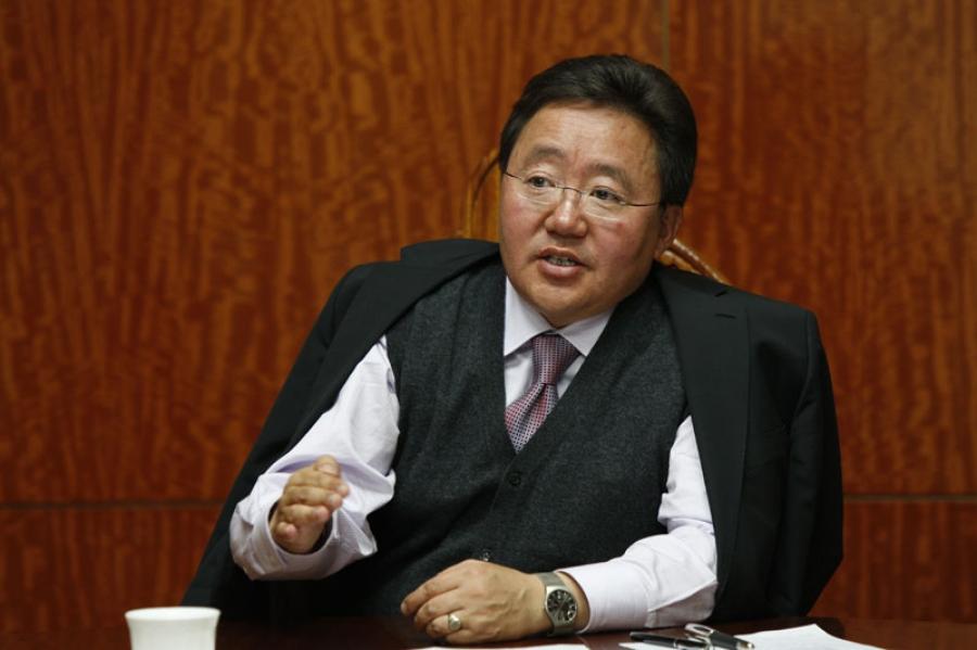 Ерөнхийлөгч Хятадад айлчлал хийнэ