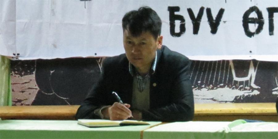 В.Мөнхтайван: Газар зарсан үгүйг Р.Бурмаа сайд бус хууль хяналтын байгууллага тогтооно шүү дээ