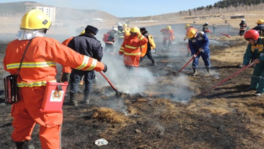 Ой хээрийн түймрээс сэргийлэх чиглэлээр гурван байгууллагыг торгожээ