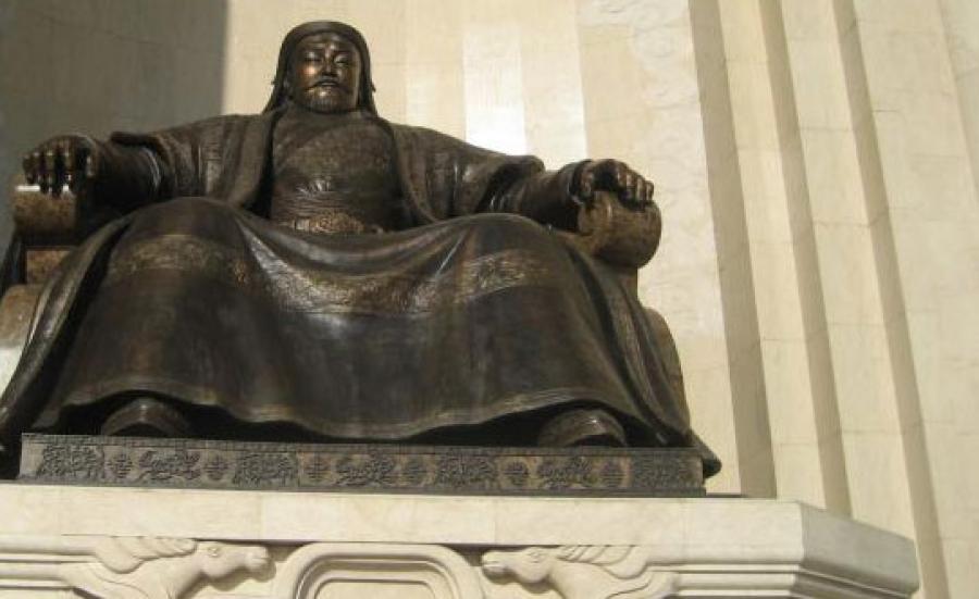 Их  эзэн Чингис хааны тухай